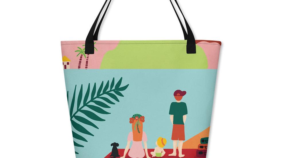 """Transition"" - Beach Bag"