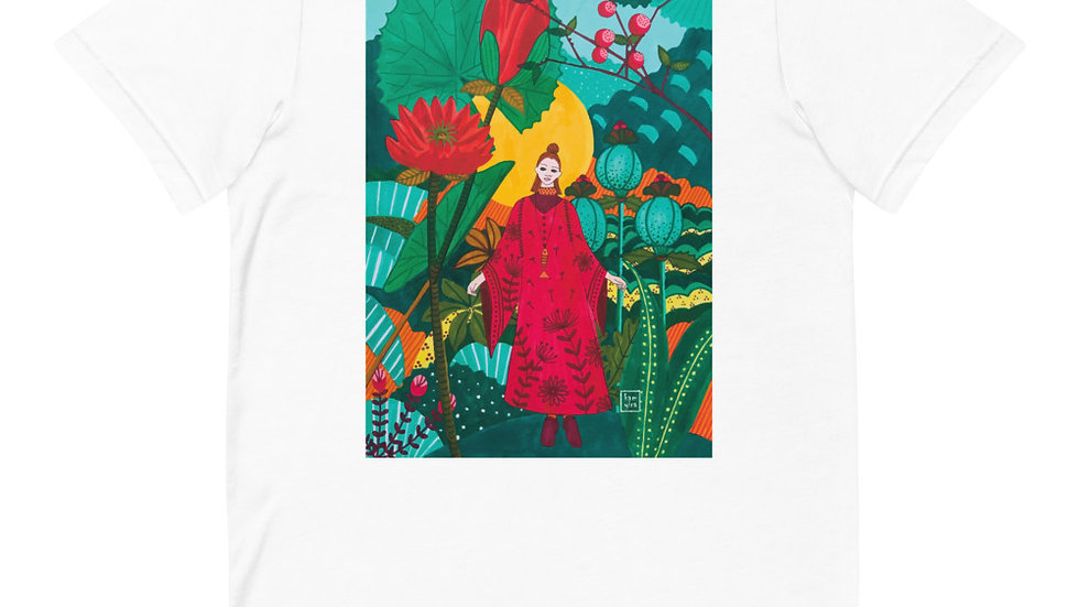 """Japanese garden"" - Women T-Shirt"