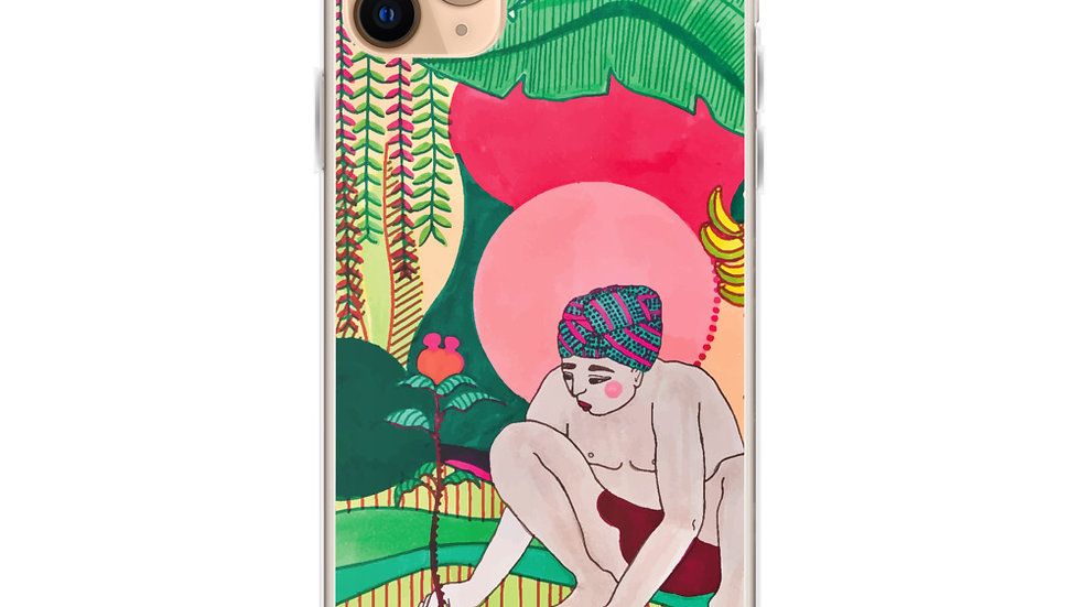 """Seed growth"" - iPhone Case"