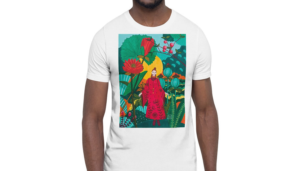 """Japanese garden"" - Men Photo T-Shirt"
