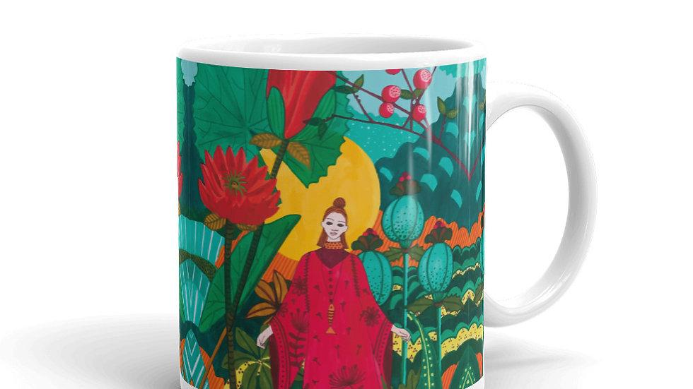 """""""Japanese garden"""" - Mug"""