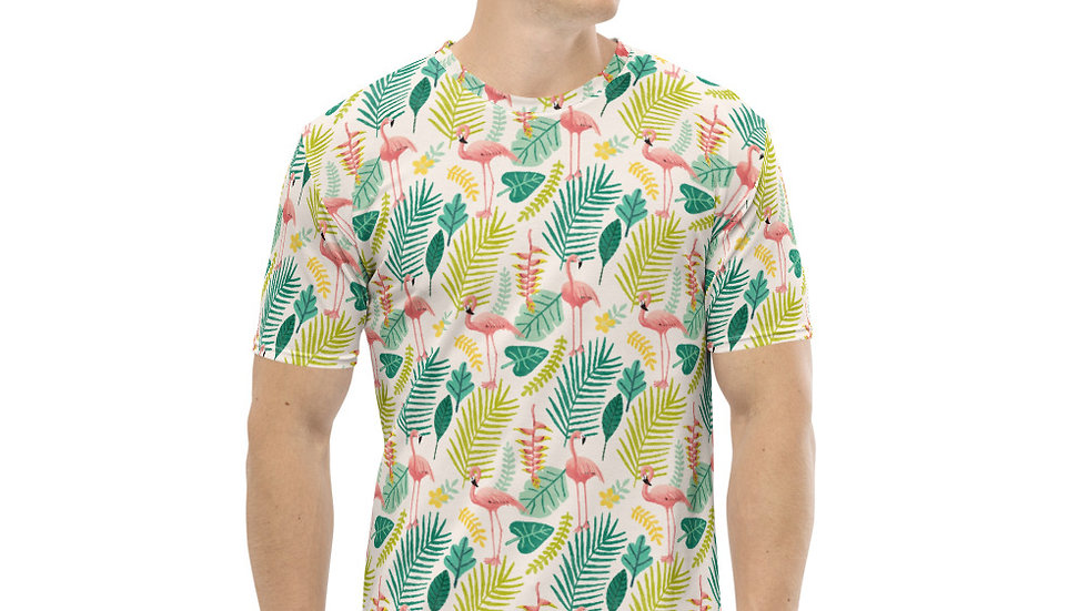 """Flamingo Cream"" - Men T-shirt"