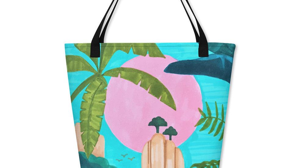 """""""Savana"""" - Beach Bag"""