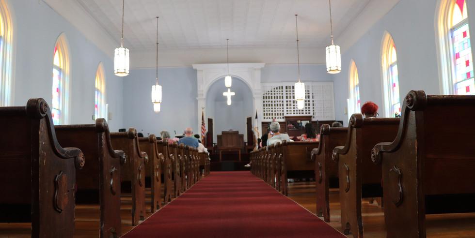 Dexter Avenue Baptist Churce