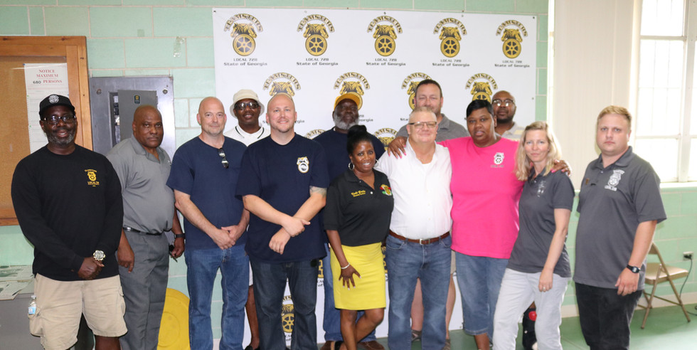 Teamster 728 and 238 Members, Organizers, and Business Agents