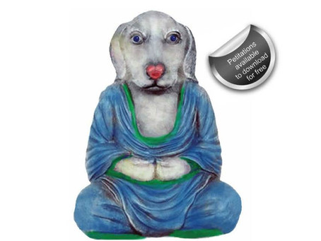 Petitations® Pet-Centered Meditations Plus?