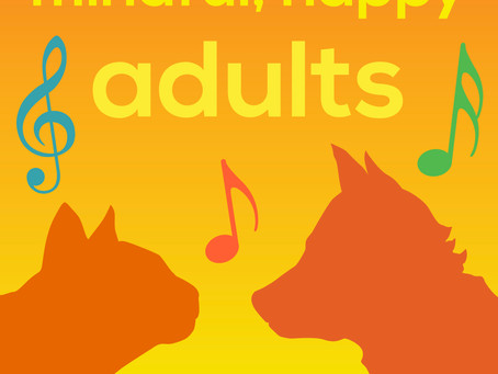 Mindful, Happy Adults: A New Podcast