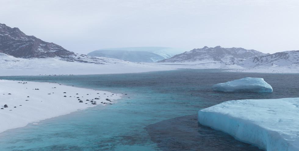 The Ice Shelf