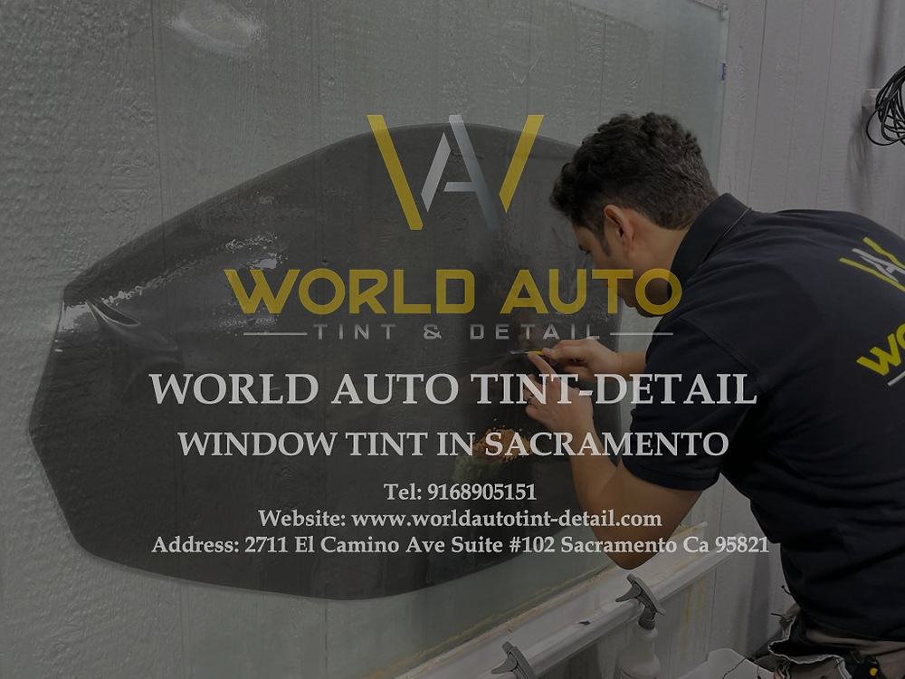 WINDOW TINT SACRAMENTO