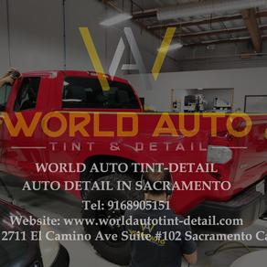 Auto Detail Sacramento