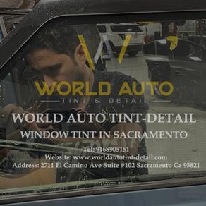 window tinting Sacramento