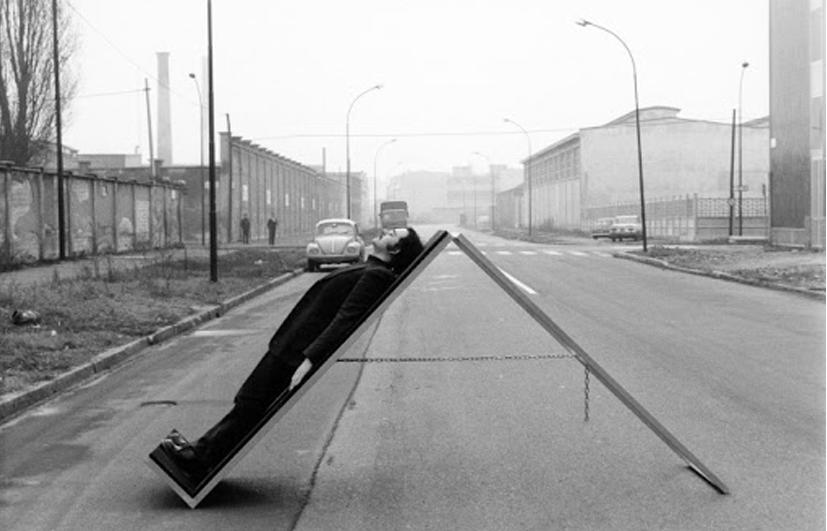 "Ugo La Pietra, ""Il Commutatore"", 1968-1975, © Ugo La Pietra"