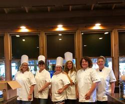 kitchen volunteers 1