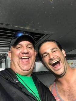 director selfie fun 1