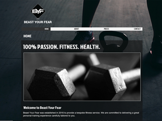 Beast Your Fear.....Personal Trainers