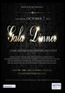 Spine Gala Dinner Event poster
