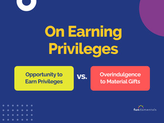 Earn Privileges