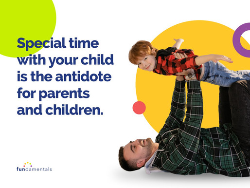 Testimonial: Ted's Special Time