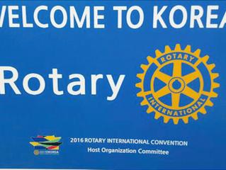 Seoul, Korea 2016 Convention