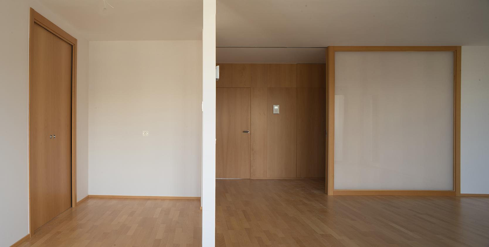 Interiores con acabados de calidad