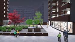 Urbanización privada en Vitoria