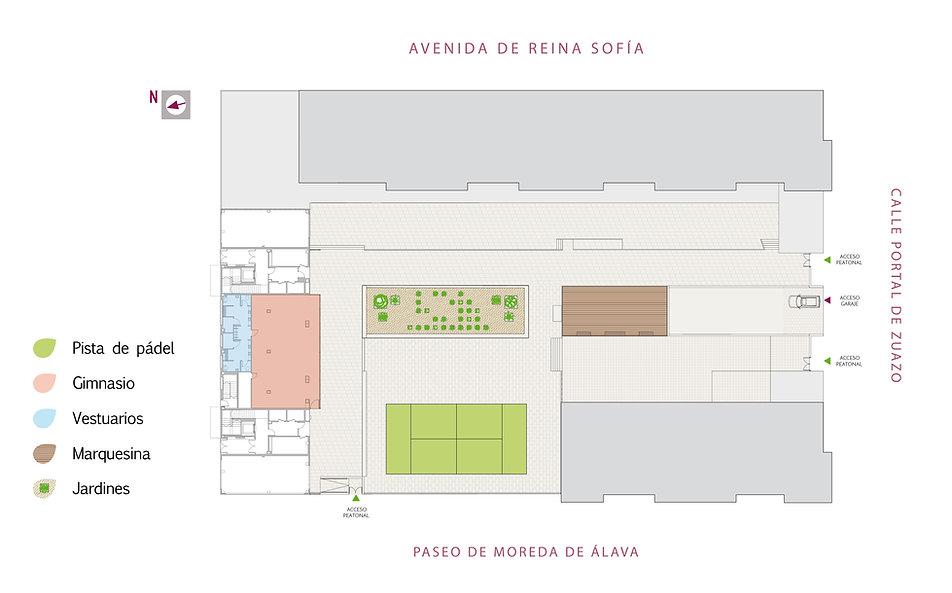Urbanización Allegra Living Olárizu