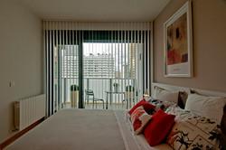 Dormitorios con terraza