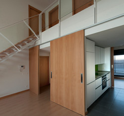 Interiores tipo loft