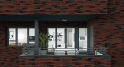Vivienda Terrace