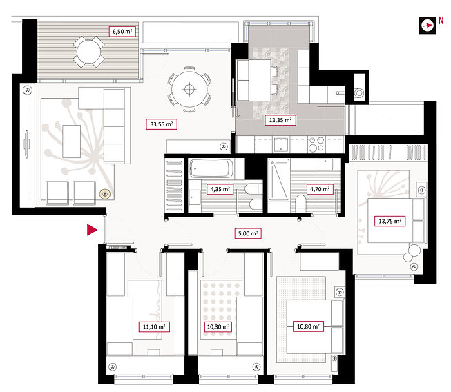 vivienda4habitaciones