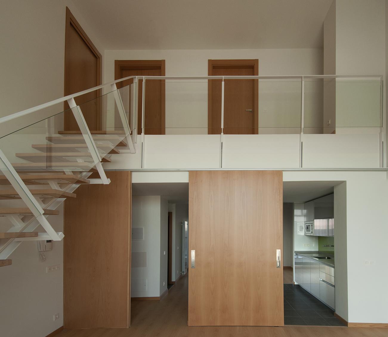 Viviendas modernas y espaciosas