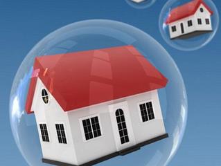 La burbuja inmobiliaria acecha a España