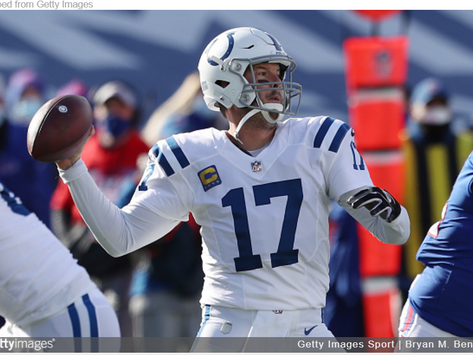 Time for Colts to Move on from Philip Rivers
