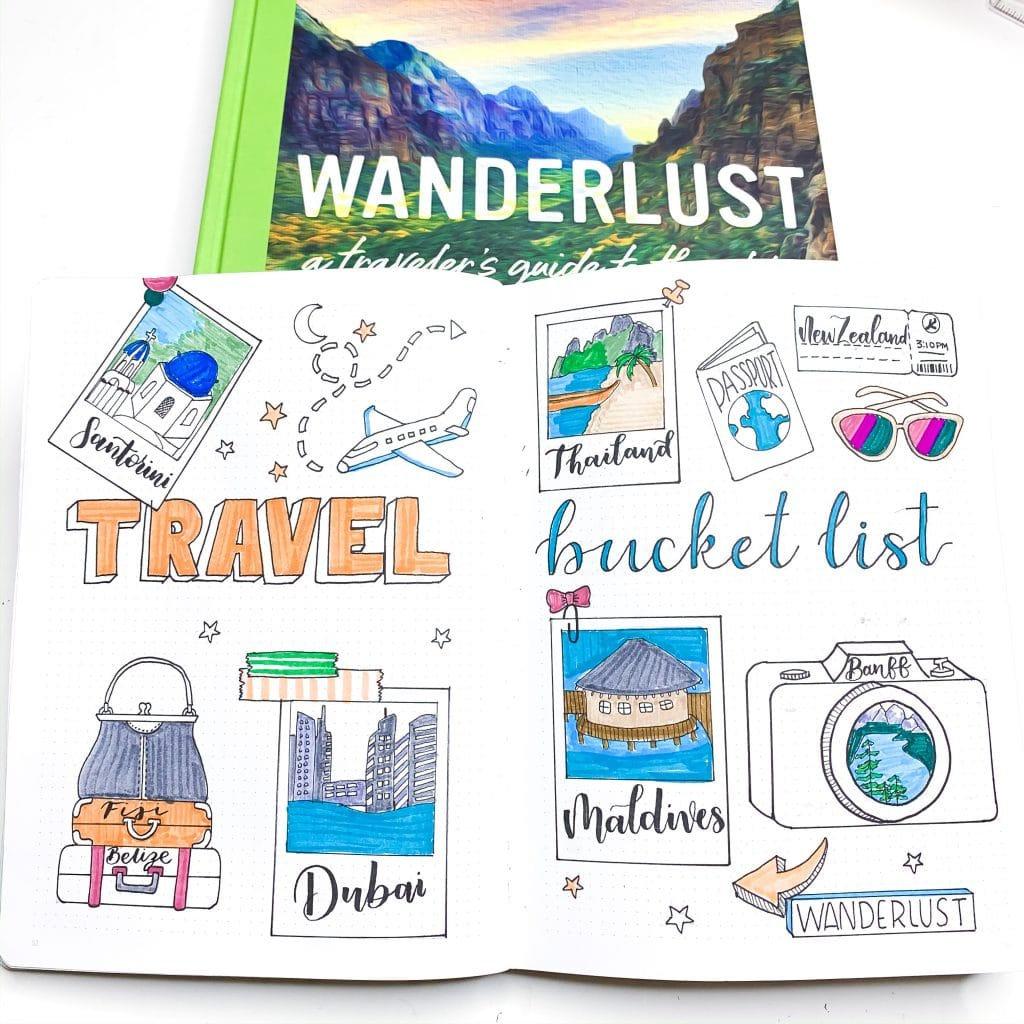 travel planning.