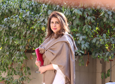 Exploring Identity and Literature with Faiqa Mansab