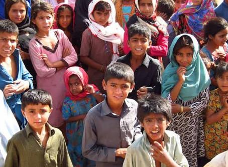 Children Of A Lesser God - Zeenat Hussain