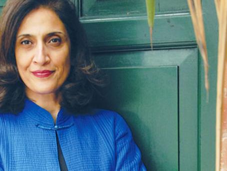 Representation, Writing and Desi Society with Moni Mohsin