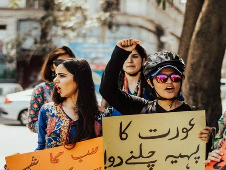 Where are the women? - Reclaiming Public Spaces