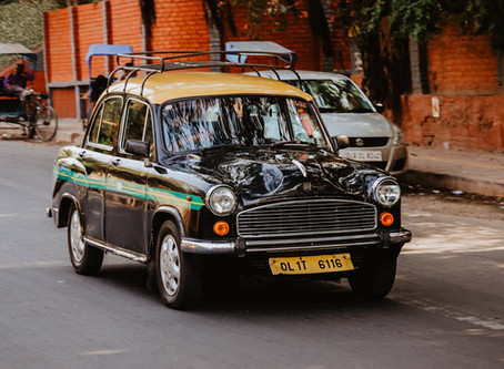 The Honest Taxi Driver - Zeenat Hussain