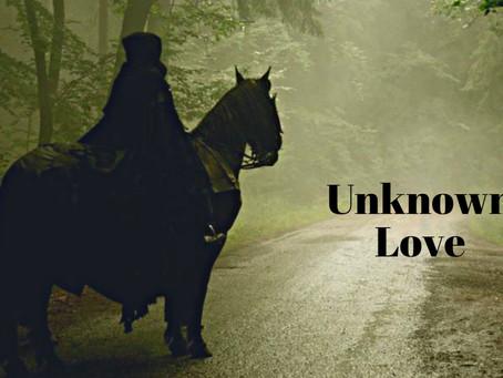 Unknown Love - by Wajeeha Zameer