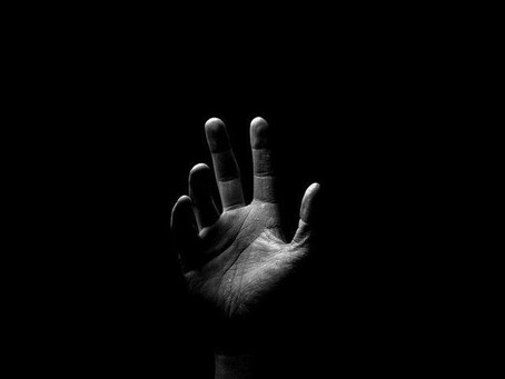 Darkness - by Fatima Akbar