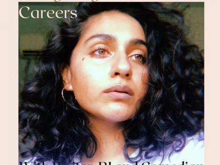 Navigating Unconventional Careers With Writer, Comedian and RJ Sabahbano Malik