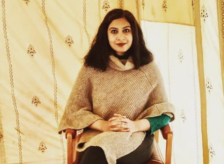 My journey as an author - Shivangi