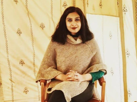 My journey as an author - Shivangi