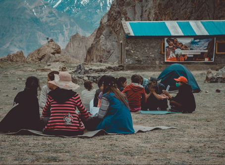 Reaching New Heights - Gender Equality at 4100 meters above sea level