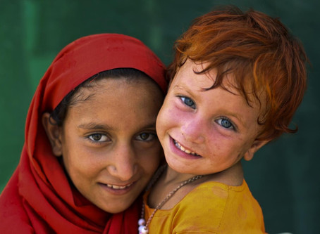 Protecting Pakistan's Children ft. Naveen
