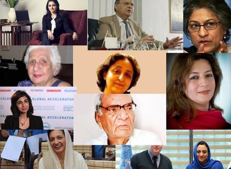 10 Pakistani Leaders Who Have Broken Barriers