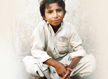 Child Labour vs National Interests: the story of Iqbal Masih - Fizzah Mansoor