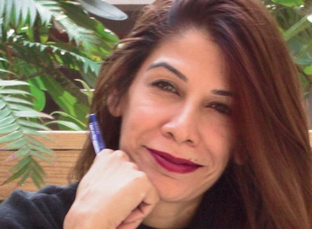 Insight into a Writer's World with Sabyn Javeri