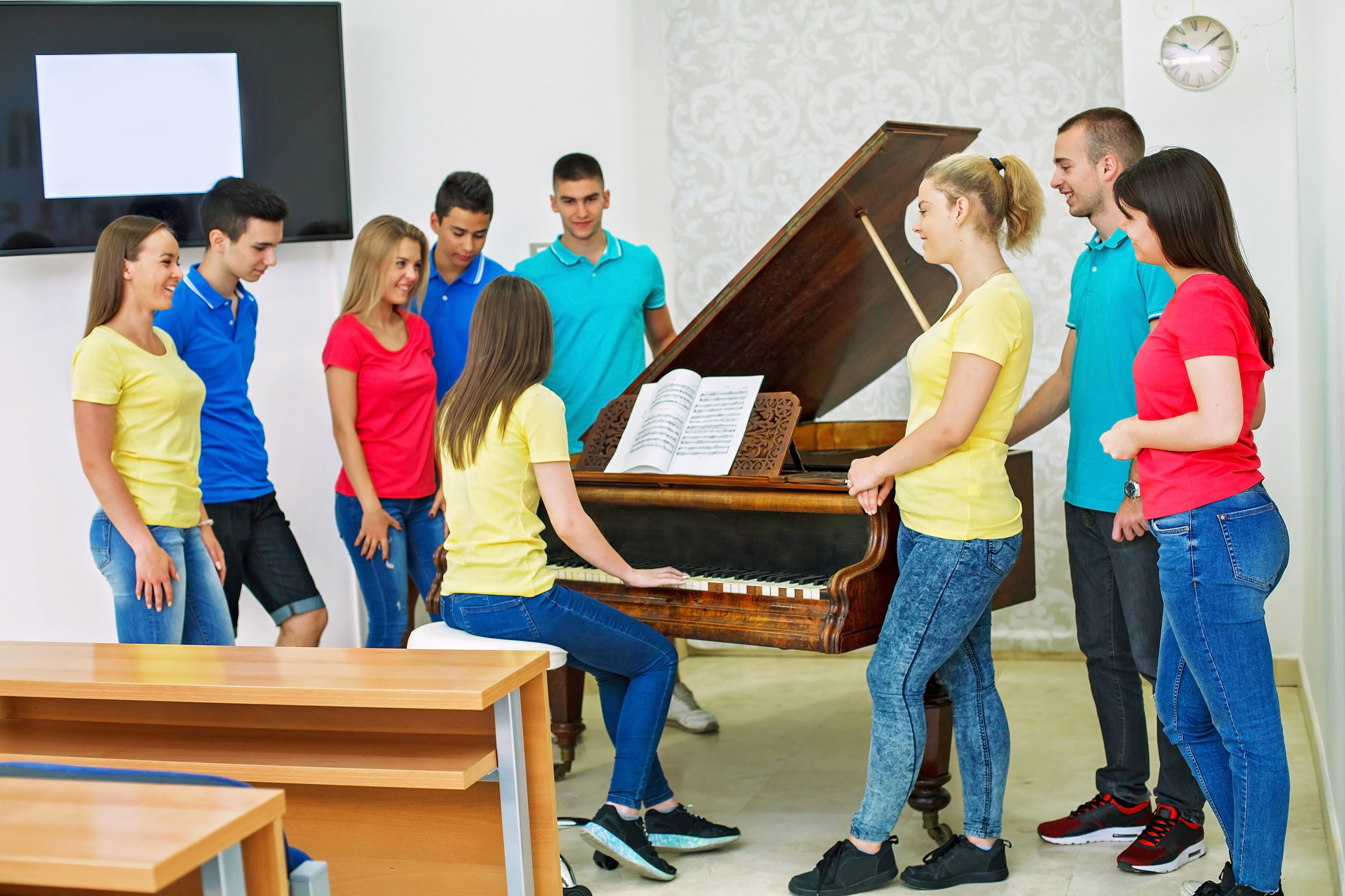Piano Adventures for Teens
